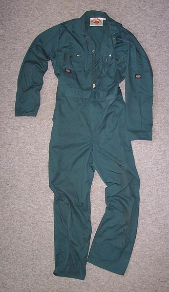 Boilersuit - Boilersuit coverall