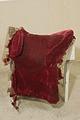 Bomsadel av läder klädd med röd sammet - Livrustkammaren - 85541.tif