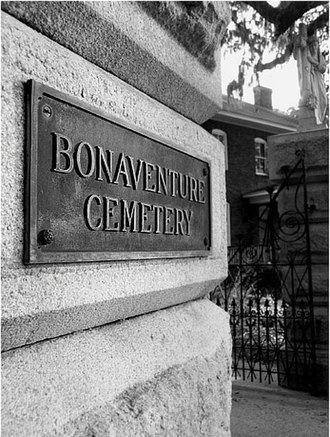 Bonaventure Cemetery - Image: Bonaventure