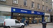 Pharmacy Building Uk