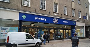 Boots UK - Boots branch in Yorkshire