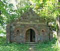 Borkowo Lęborskie - Family von Tessmar tomb 02.jpg