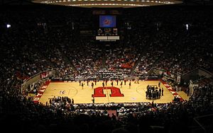 Jon M. Huntsman Center - 2006 NCAA Tournament: Boston College vs. Pacific