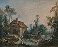 Boucher - Landscape with a Watermill, 1755.jpg
