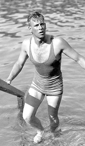 Boy Charlton - Boy Charlton in 1928