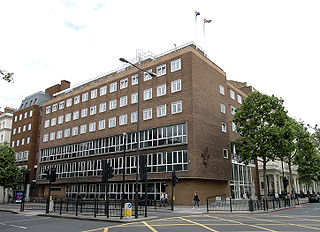 Baden-Powell House Hostel and conference centre in South Kensington, London
