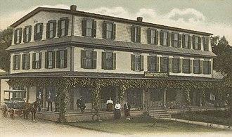 Bradford, New Hampshire - Image: Bradford Hotel, Bradford, NH