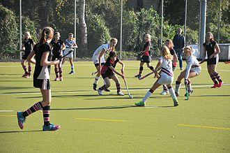 Brambletye School - Image: Brambletye Hockey Tour 2016