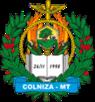 Brasão do município de Colniza MT.png