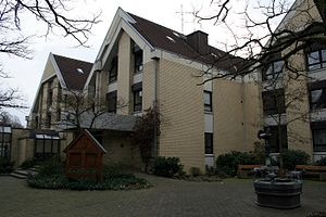 Ense - Townhall of Ense (in the town of Bremen (Ense))