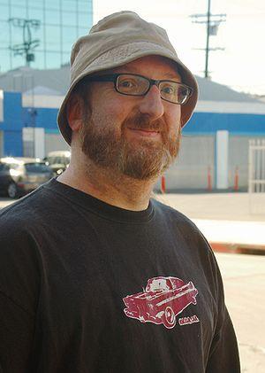 Brian Posehn - Posehn in November 2007