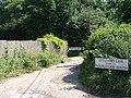 Bridleway No N5 to Packsfield and Littletown - geograph.org.uk - 834407.jpg