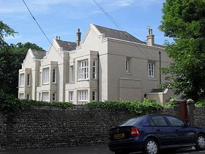 Henry Michell Wagner - A new vicarage was built for Wagner in 1835.