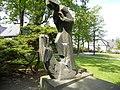 Brilon Propsteikirche Kriegerdenkmal 2.jpg