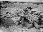 British officer writing home - WWI - Western Front.jpg