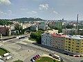 Brno, BVV, výhled na Brno z výškové budovy (11.23.24).jpg