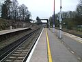 Bromley South stn slow eastbound platform looking east2.JPG