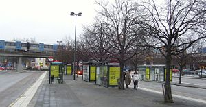 Brommaplan metro station