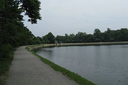 Brookline Reservoir - Ziwa Brookline