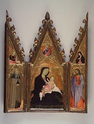 Andrea di Bartolo - Madonna of humility