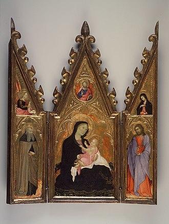 Andrea di Bartolo - Madonna of Humility.