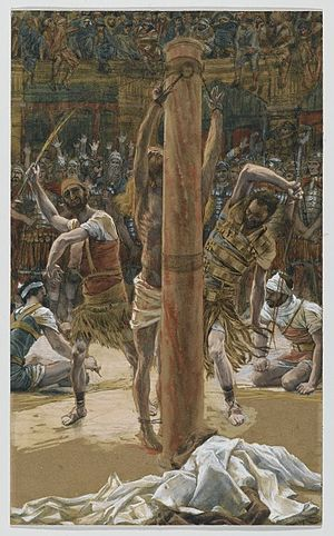 The Scourging on the Back