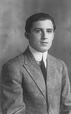 Mariano Brull - MARIANO BRULL (1891-1956) upon graduation from the University of Havana in 1913