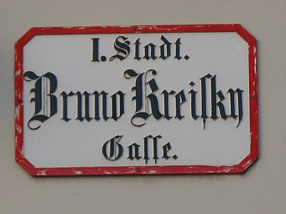 How to get to Bruno-Kreisky-Gasse with public transit - About the place