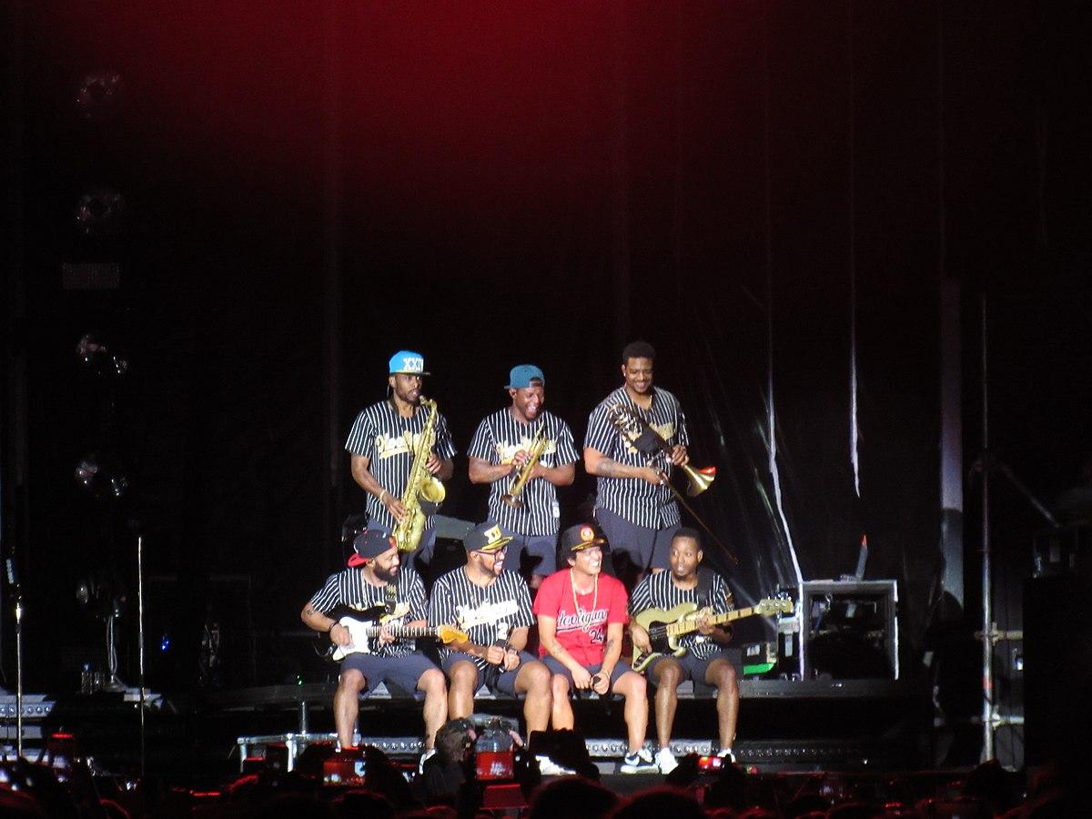 Bruno Mars Tour In Dc