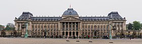 Image illustrative de l'article Palais royal de Bruxelles