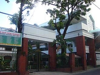 Baliuag University - Image: Bu 5jf
