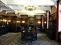 Bucuresti, Romania. MUZEUL NATIONAL COTROCENI. (interior - sufragerie) (B-II-a-A-19152).jpg