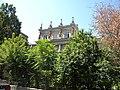 Bucuresti, Romania. Palatul Stirbei. Cele patru Cariatide veghind.jpg