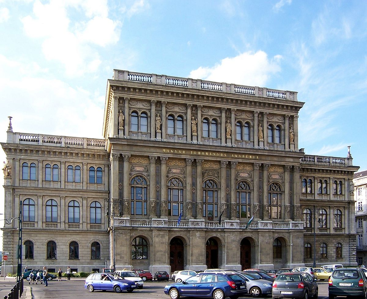 Magyar Tudományos Akadémia – Wikipédia