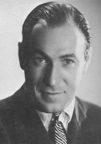 Buddy Clark - Clark in a 1942 advertisement