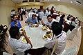 Buffet Lunch - VMPME Workshop - Science City - Kolkata 2015-07-17 9539.JPG