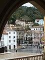 Buildings in Sintra P1000242.JPG