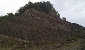 Bukit Kubong dari arah TUDM Bukit Kubong.