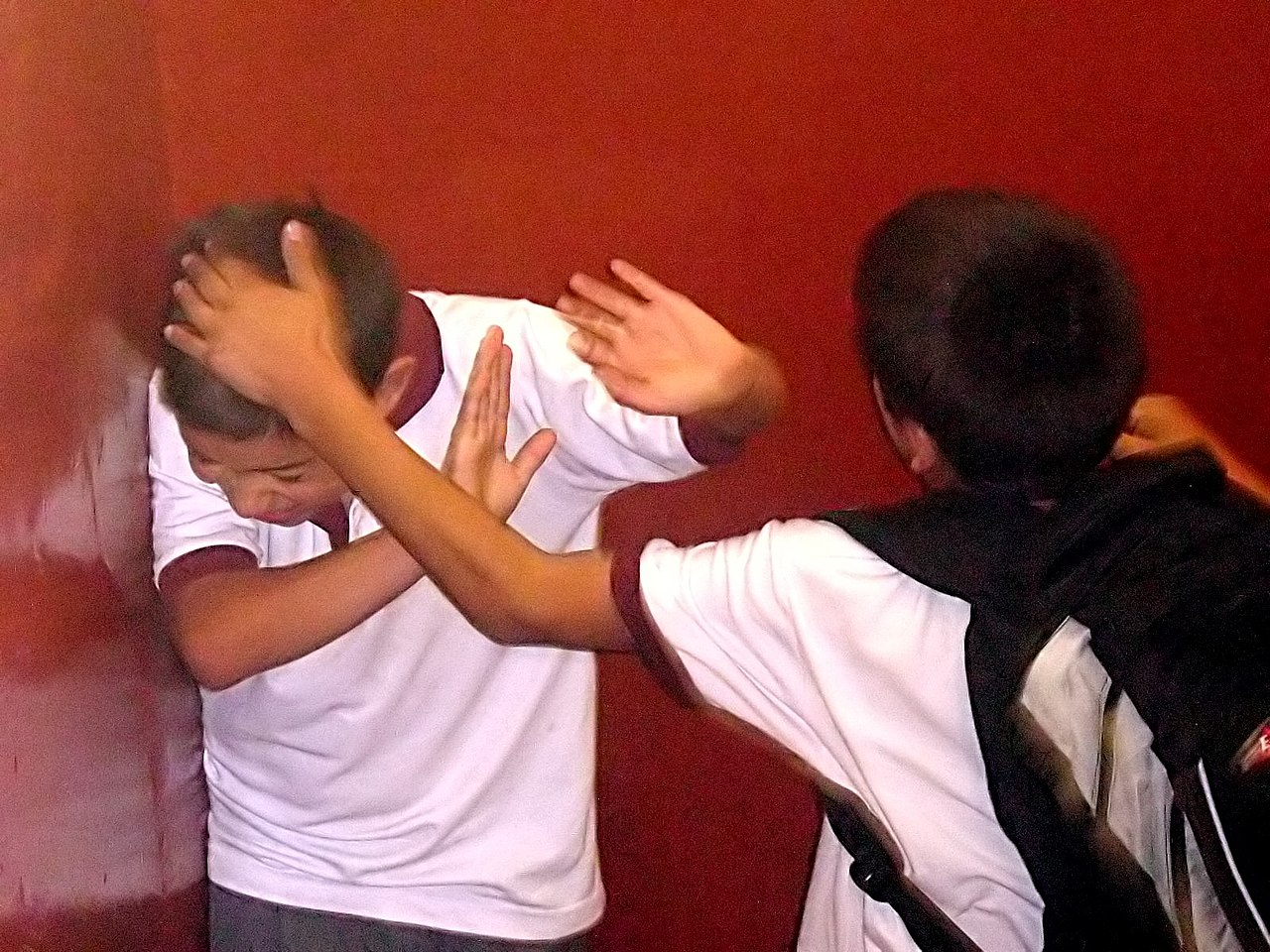 File:Bullying on Instituto Regional Federico Errázuriz (IRFE) in ...