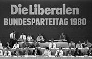 Bundesarchiv B 145 Bild-F058373-0011, Freiburg, FDP-Bundesparteitag