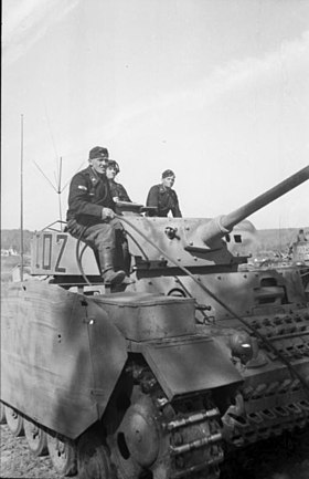 Image illustrative de l'article 7e Panzerdivision