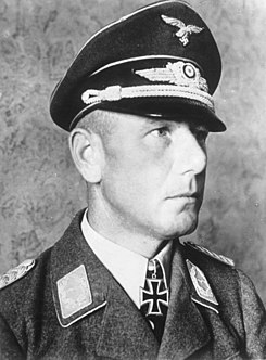 Ludwig Heilmann Recipient of the Knights Cross