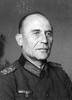 Friedrich Kirchner German general