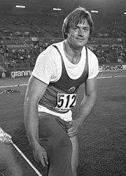 Bundesarchiv Bild 183-T0601-013, IAAF-Worldcup, Wolfgang Schmidt im Wettkampf