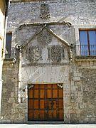 Burgos - Casa del Cordon 2.JPG