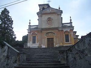 Burolo - Image: Burolo Parrocchiale