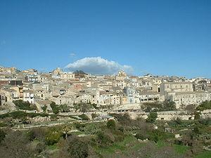 Buscemi - Image: Buscemi Panorama