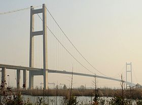 Image illustrative de l'article Pont Runyang