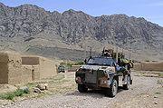 Bushmasters Afghanistan 2010