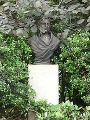Bust of George Basevi